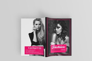 Fashion LookBook 2015 Template