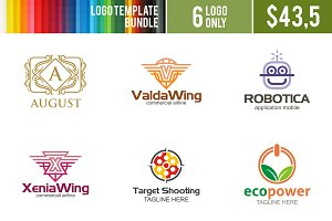 Logo Templates Bundle #14