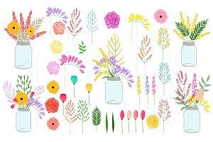 42  Clip Art Flower