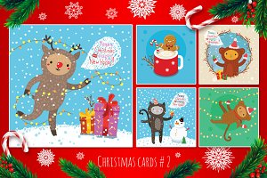 Christmas cards part 2