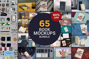 The Book Mockups Bundle