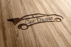 Car Dealer Logo Design