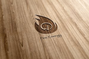 Fire Energy Logo Design
