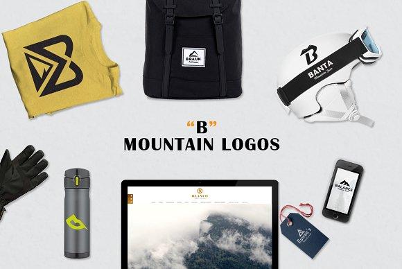 64e61b1a60 Mountain Logos