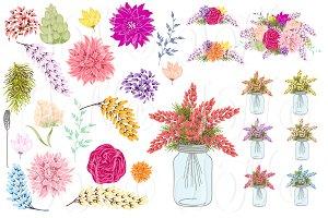34 Clip Art Flower