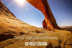 Detail Lightroom Presets