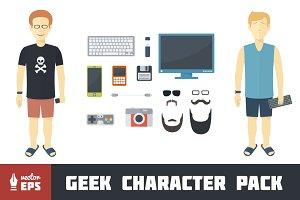 Geek Character Pack