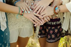 Boho Friends