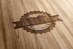 Mountain Wather Logo Design