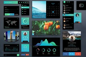 GreenLight Retina UI Kit