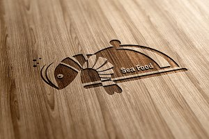 Sea Food Logo Design
