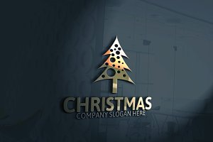 Christmas Tree Logo 10 % discount