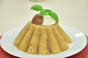 semolina dessert