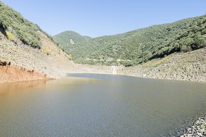 Canoves lake