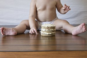 First Birthday Cake Smash II