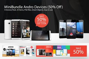 Mini Bundle Andro Devices