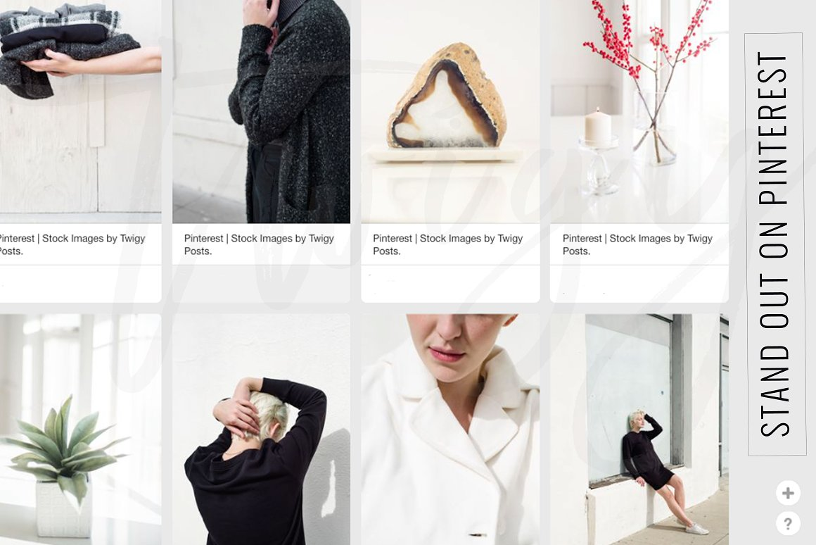 Stock Images for Pinterest