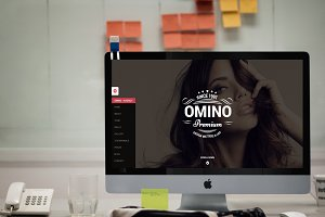 Omino - Responsive Bootstrap Bundle