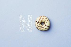 NO Doodle Donut