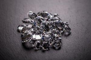 Heap of diamond