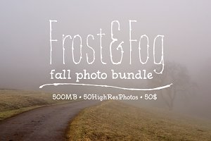 Frost&Fog Photo Bundle