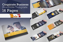 A5 Business Brochure/Catalog
