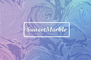 Sunset Marble