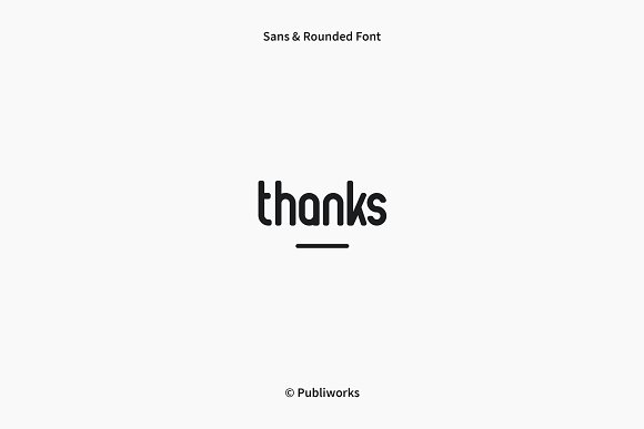 Sidonie - Sans & Rounded Font in Sans-Serif Fonts - product preview 7