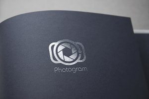 Photogram logo Template