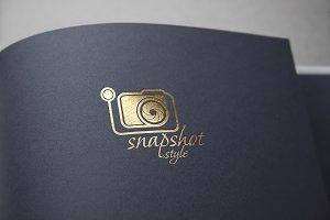 Snapshot logo Template
