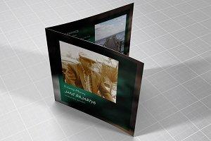 Funeral Program Template-V296