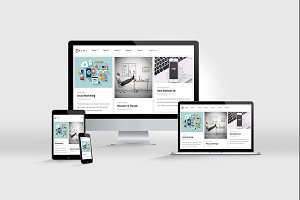 Rashi - Modern WordPress Blog Theme