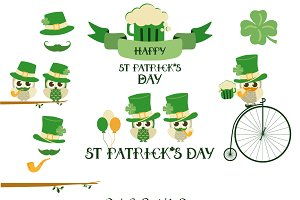 Owls St Patrick´s Day