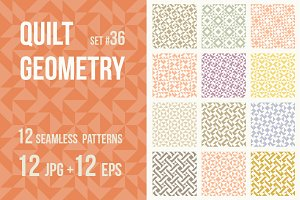 Quilt Geometry #36