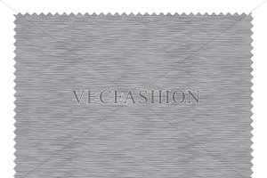 Set of Melange Gray Fabrics