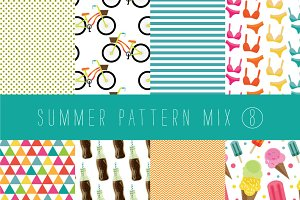 Summer Pattern Mix