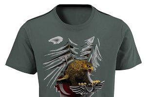 Flying eagle Shirt