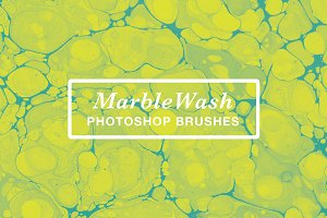 MarbleWash Photoshop Brushes
