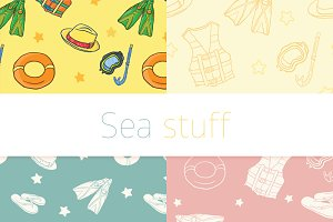 Sea Stuff Patterns