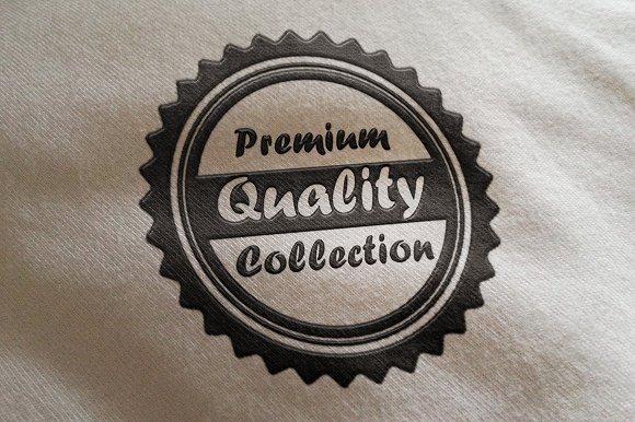 Premium Quality Collection Logo