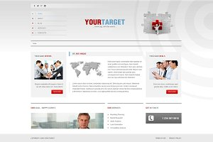 Your Target - Business Joomla Theme