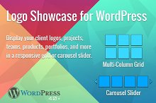 Logo Showcase for WordPress by  in Plugins