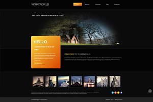 Your World - Joomla Template