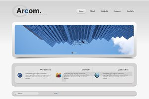 CarCom - Business Joomla Theme