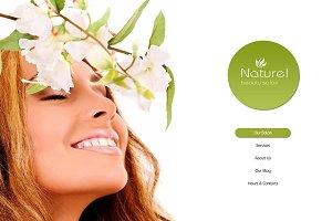 Naturel - Beauty Salon Joomla Theme
