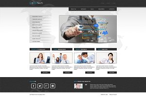 Global Tech - Business Joomla Theme