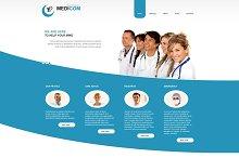 Medicom - Medical Joomla Theme