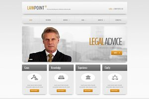 Low Point - Business Joomla Theme