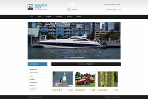 Images Stock - eShop Joomla Theme