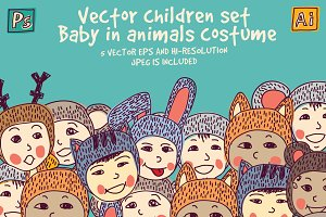 Vector children set